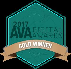 2017 AVA award winner